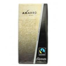 "Chocolat blanc ""Amarrú"" Fairtrade, 100g"
