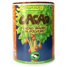 Cacao en poudre dégraissé, Rapunzel, 250g