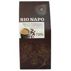 Chocolat chaud Grand Cru 70 %, Rio Napo, 300g