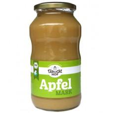 Purée de pommes non-sucrée / Apfelmark, Bauckhof, 700g