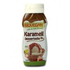 Sauce dessert caramel, vegan / Karamell Dessertsosse, Biovegan, 250g