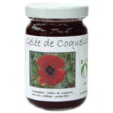 Gelée de coquelicot, Délys'Fleurs, 120g
