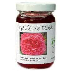 Gelée de rose, Délys'Fleurs, 120g