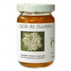 Gelée aux fleurs de sureau, Délys'Fleurs, 120g