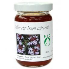 Gelée de thym citronné, Délys'Fleurs, 120g