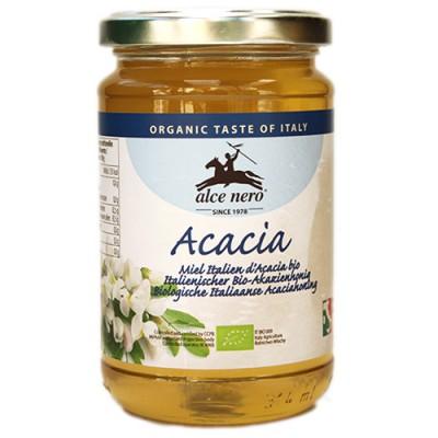 Miel d'acacia italien / Miele di Acacia, Alce Nero, 400g