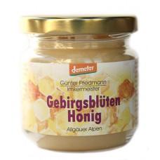Miel de fleurs de montagne Demeter / Gebirgsblüten Honig, Günter Friedmann, 250g