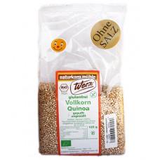 Quinoa complet soufflé, sans gluten / Vollkorn Quinoa gepufft, Werz, 125g