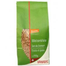 Son de blé demeter / Weizenkleie, Vanadis, 250g