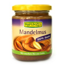 Purée d'amandes complètes / Mandelmus, Rapunzel, 250g
