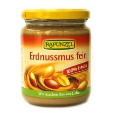 Purée de cacahouètes fine, vegan  / Erdnussmus fein, Rapunzel, 250g