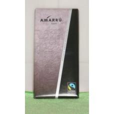 Chocolat Bio AMARRU  Nero  Max Havelaar 100 gr.